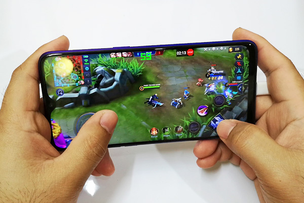Mobile Legends Realme 5 Pro