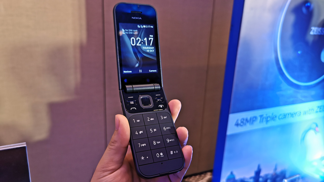 Nokia 2720 Flip Phone With 4g Lte Officially Priced 4 790 In The Philippines Pinoy Techno Guide
