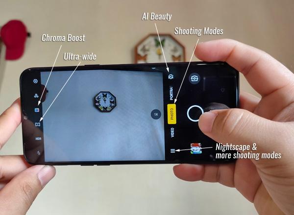 Realme 5 Camera