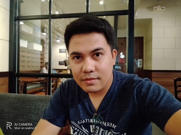 Realme 5 Sample Picture