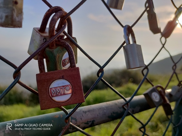 Love Padlocks by Realme XT