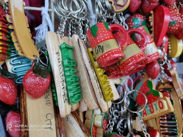 Baguio souvenirs by Realme XT