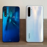 Huawei Nova 5T vs Realme XT: Hands-on Comparison!