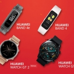 Huawei Sold the Highest Number of Wearables During the Lazada 11.11 Sale 2019