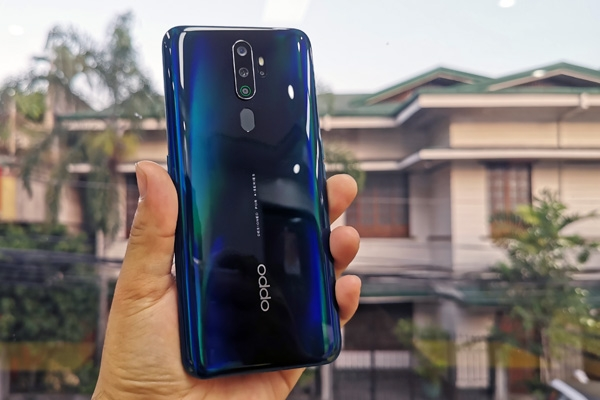 Are you going to choose the OPPO A9 2020?