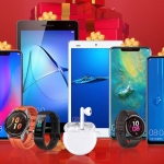 TABLE: 8 Huawei Products with Big Discounts at Lazada 12.12 Sale 2019