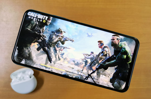 Huawei Y9s Gaming Review