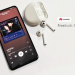Listening to a K-Drama OST with the Huawei Freebuds 3!