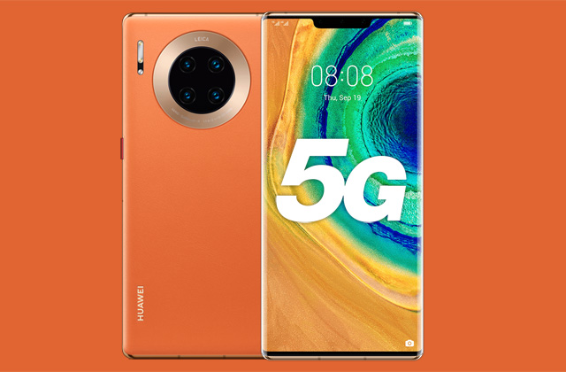 Meet the Huawei Mate 30 Pro 5G smartphone!