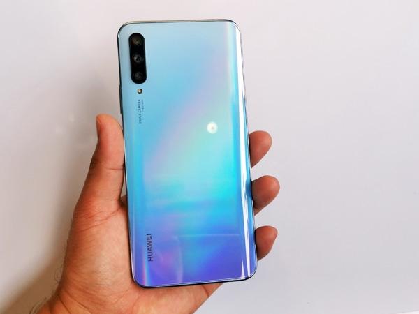 Huawei Y9s Breathing Crystal