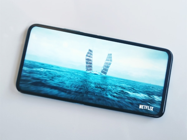 Huawei Y9s display