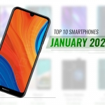 Top 10 Smartphones in the Philippines (January 2020)