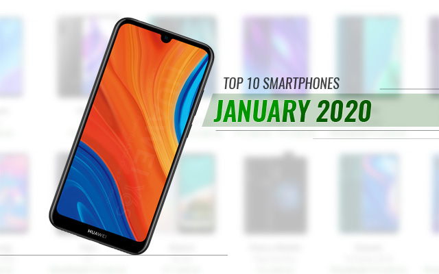 The Huawei Y6s is the number 1 smartphone on PTG for January 2020.