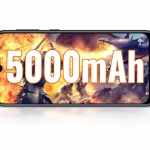 List of Smartphones with 5,000mAh Battery or More