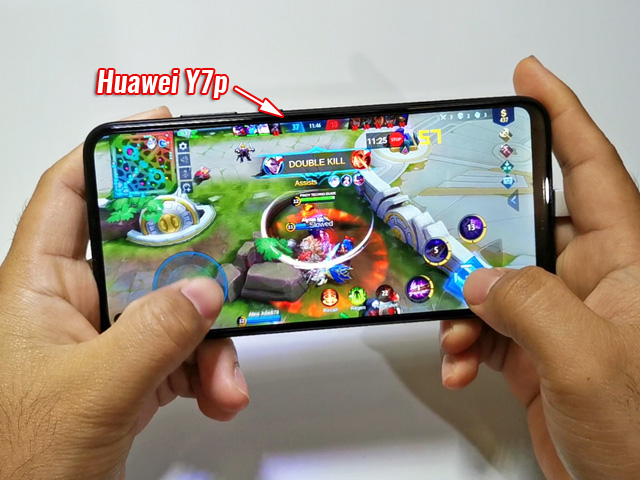 Huawei Y7p Gaming Review