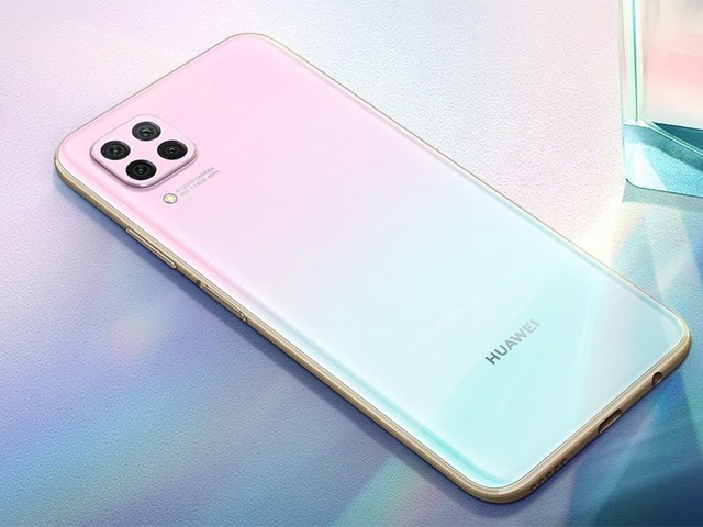 Meet the Huawei nova 7i smartphone in Sakura Pink color!