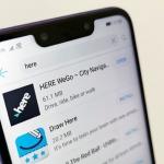 HERE WeGo Huawei AppGallery