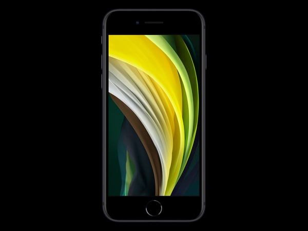 iPhone SE 2020 display