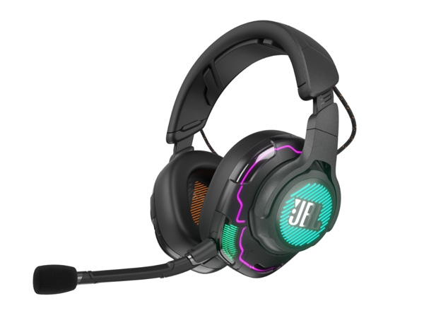 The JBL Quantum ONE headphone.