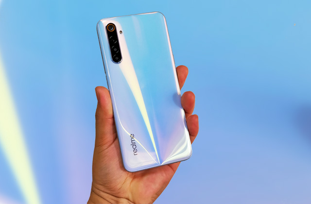 realme 5 gaming review