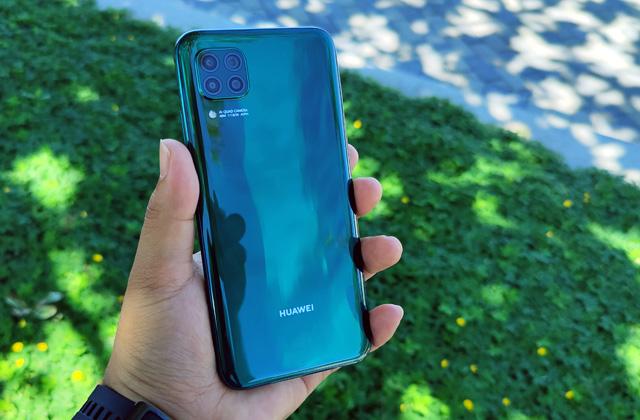 Huawei nova 7i review