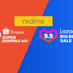 List of Discounted realme Products on Lazada and Shopee 9.9 Sale 2020!