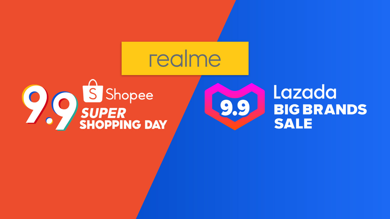 List of Discounted realme Products on Lazada and Shopee 9 ...