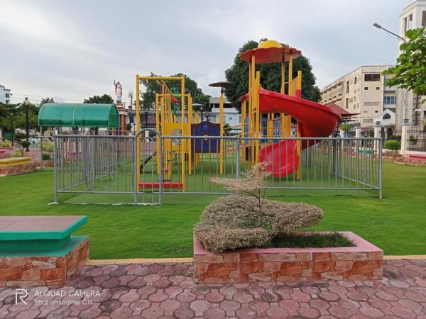 realme C15 sample picture (playground, auto)