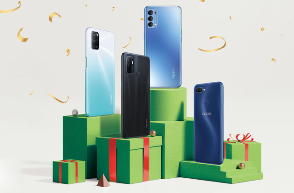 OPPO Joy-Full Sale Offers Special Freebies for Christmas