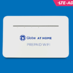 Globe at Home Prepaid Wi-Fi LTE Advanced