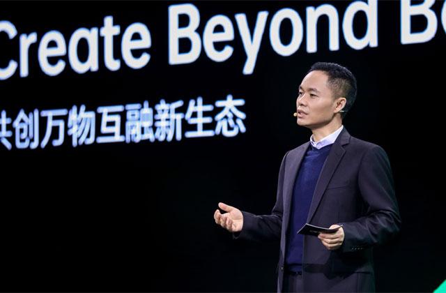 OPPO CEO Tony Chen.