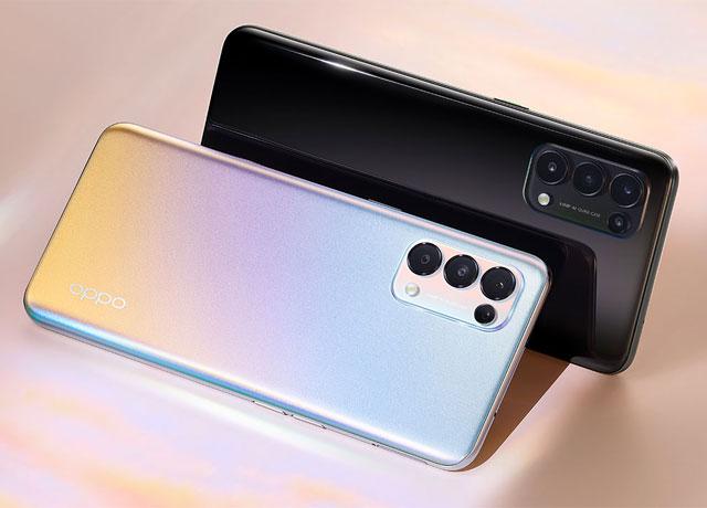 OPPO-Reno5-5G-smartphone