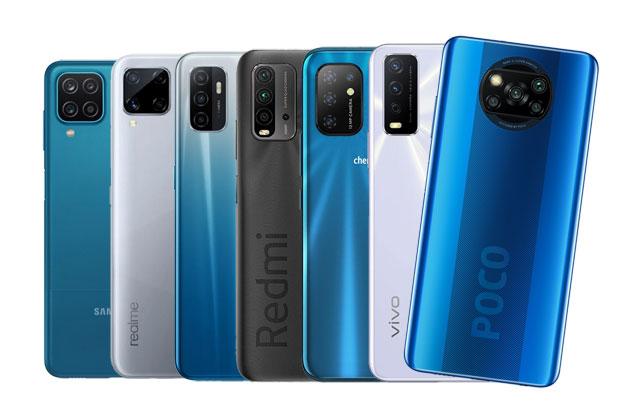 Meet the most popular smartphones in January 2021!