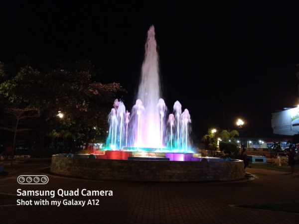Samsung Galaxy A12 sample picture (low light).