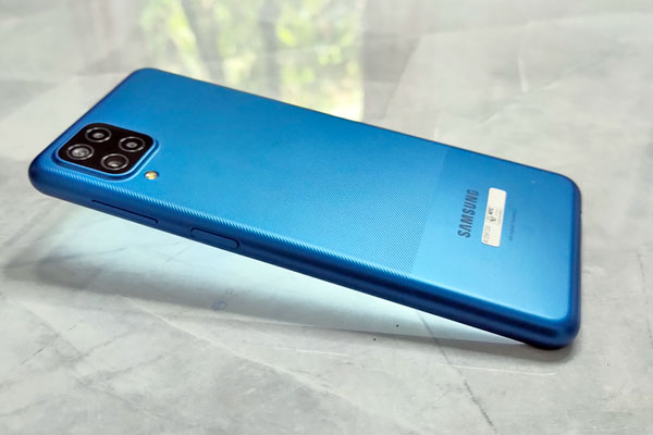 Is the Samsung Galaxy A12 good for gaming?