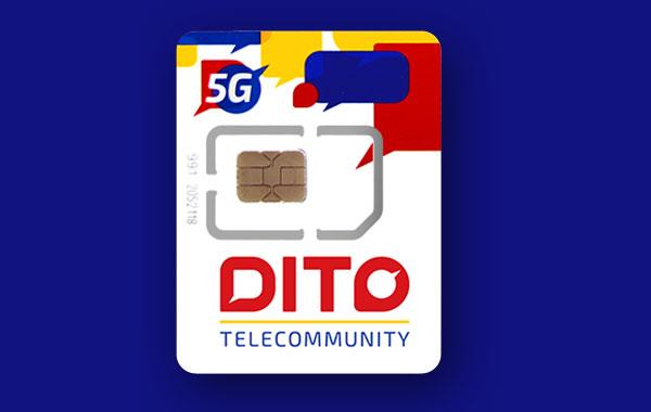 DITO SIM card