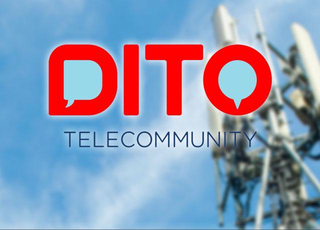DITO Telecommunity logo
