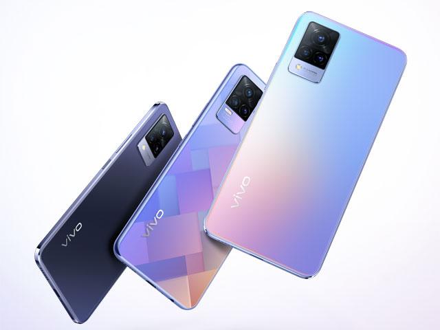Meet the vivo V21 Series of smartphones!