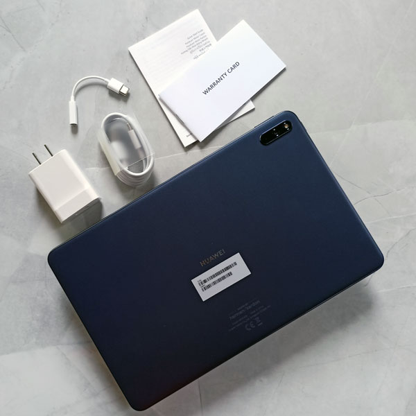 Unboxing the NEW Huawei MatePad tablet.