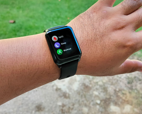 realme Watch 2 apps