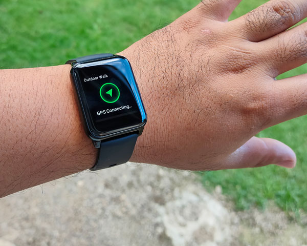 Let's take a walk with the realme Watch 2.