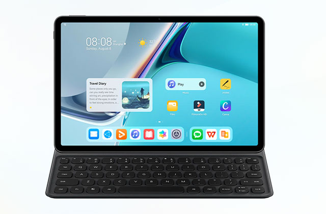 Meet the Huawei MatePad 11 tablet!