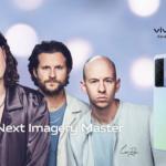 Pre-order promo for the vivo X70 smartphone.